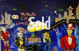 Nutbush City Limit SOLD